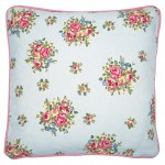 Cushion Franka pale blue 40x40cm