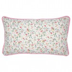 Cushion Vivianne white 30x50cm
