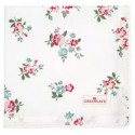 Napkin with lace Vivianne white