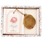 Tee Infuser Penny white mit Kette