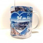 "Mug ""Zell am See"" heart"