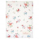 Tea towel Belle white