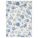 Tea towel Donna blue