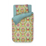 Duvet cover Melody Yellow 140x200