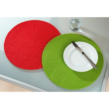 Felt table mat