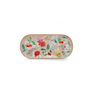 Tray Hummingbirds Khaki  sc 1 st  Charisma am Stadtplatz & PIP Studio Cake Tray Hummingbirds Khaki