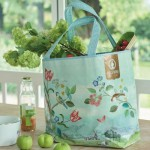 "Shopper ""Feeling fruity Beach bag"""