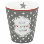 Happy mug - Live, Love, Laugh