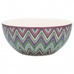 Cereal bowl Zindy dark grey