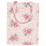 Bag cotton Marley pale pink