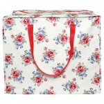 Storage bag Hailey white large