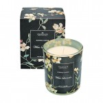 Scented candle Jolie black 120g