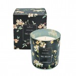 Scented candle Jolie black 240g